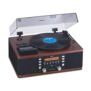 Teac LPR 550 Record Player