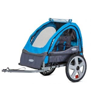1. InStep Sync Single Bike Trailer