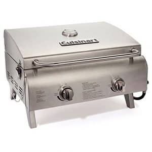 Cuisinart CGG-306 Chef's Style Tabletop Gas Grill