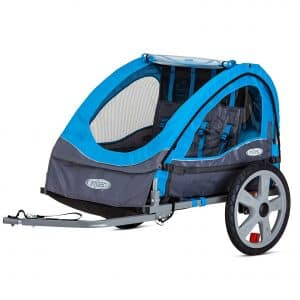 2. Instep Take 2 Kids Bicycle Trailer