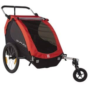 Burley Design Kid's Instep Bicycle Trailer