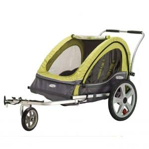 Pacific Cycle Double Instep Bike Trailer