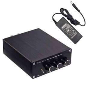 Fosi Audio 【UPDATE】2 Channel Stereo Audio