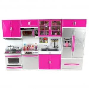 Doll Playsets My Modern Kitchen