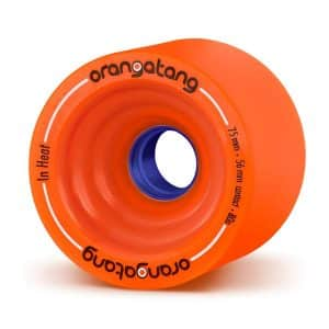 6. Orangatang Skateboard Wheels