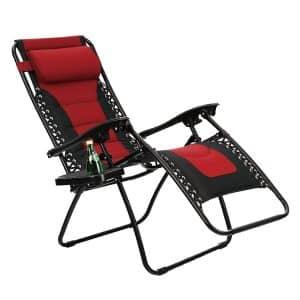 PHI VILLA Zero Gravity Chair