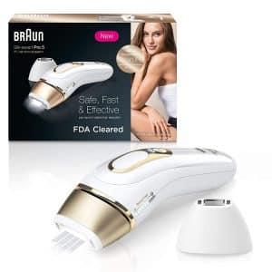 Braun IPL Permanent Hair Removal for Women