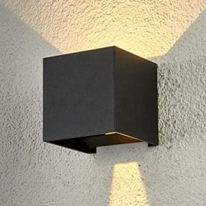 INHDBOX LED Aluminum Waterproof Outdoor Wall Light