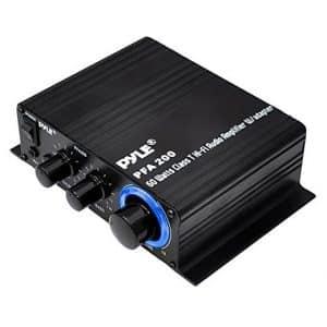 Pyle Home Mini Audio Amplifier