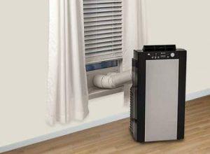 Dual Hose Portable Air Conditioners
