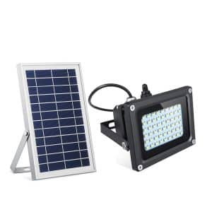 SeminTech Solar Flood Lights 54 LED 500 Lumen