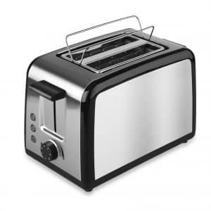 ToBox CB-ST002 CT-ST002 2 Slice Toasters with 2 Extra-Wide Slots