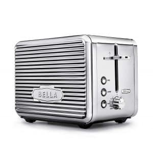 BELLA LINEA Stainless Steel Toaster