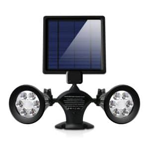 Hallomall Solar Flood Lights