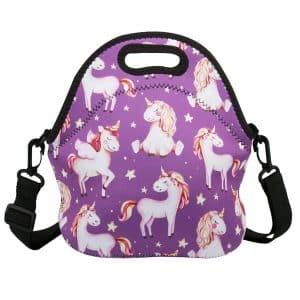 Violet Mist Lunch Bag