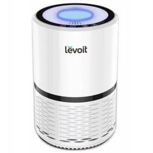 LEVOIT AirPurifier with True HEPA Filter, LV-H132
