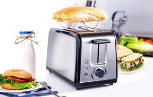 Stainless Steel Toasters