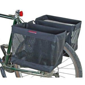 Bushwhacker Omaha Pannier Cycling Rack