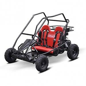 Coleman Powersports KT196 Powered Off Road