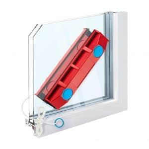 Tyroler Bright Tools-The Glider D-2, Double Glazed Magnetic Window Cleaner