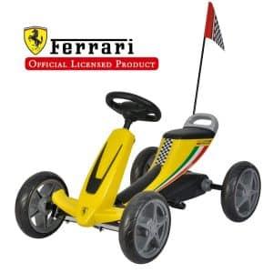 Galoper Scuderia Ferrari Pédale Ride