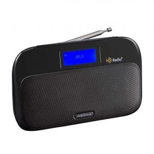 Insignia NS-HDRAD2 Radio