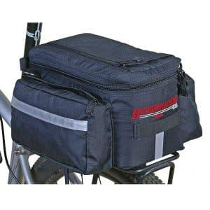 Bushwhacker Mesa Bag Black