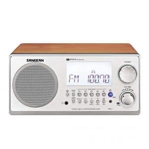 Sangean WR-2 Digital Tuning Receiver