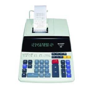 Sharp EL-1197PIII Printing Calculator