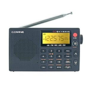 C Crane CC Portable Travel Radio