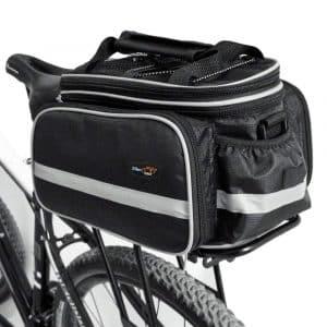 Disconano Waterproof Bike Rear Seat