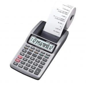 Casio HR-8TM Plus Printing Calculator