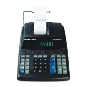 Victor 1460-4 Commercial Printing Calculator