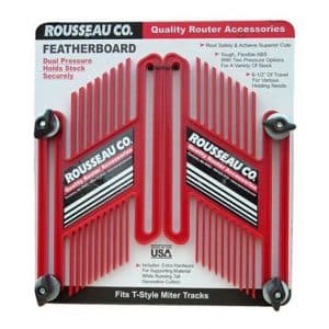 Rousseau 3301-10 Feather Boards