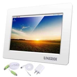 UNIROI 7 inch HD Ultra-Slim LCD Screen