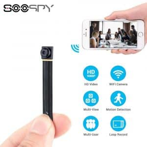 Wireless SOOSPY Portable Security Detection