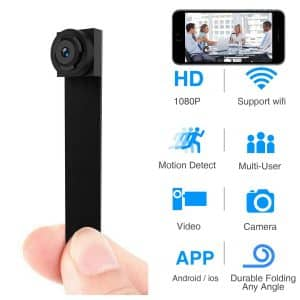 Portable Wireless Security Detection Cam by WBESEV