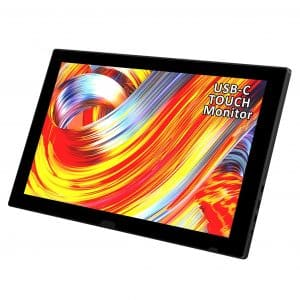 USB Touchscreen 11.6 inches 1080P FHD Portable Monitor