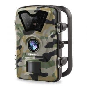 AKASO 12MP Trail Camera Night Vision