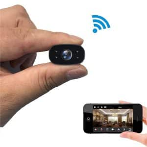 PNZEO Night Vision Wide View Angle Surveillance Motion-Detection
