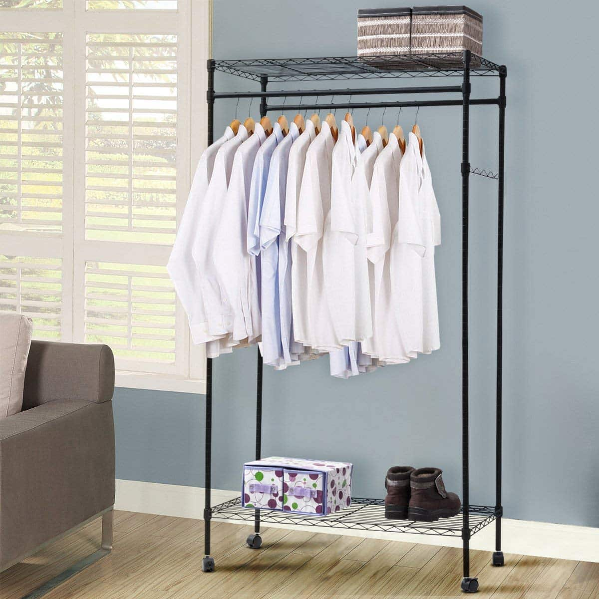 Top 10 Best Expandable Closet Organizers In 2019 Reviews Guide