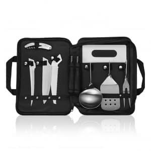 Forest Master Camping Cooking Utensil Sets