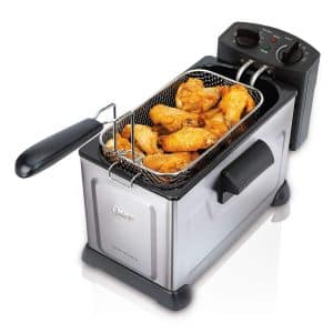 Oster Stainless Steel Deep Fryer