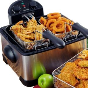 Secura 1700-Watt Deep Fryer