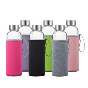 Otis Classic Glass Water Bottle