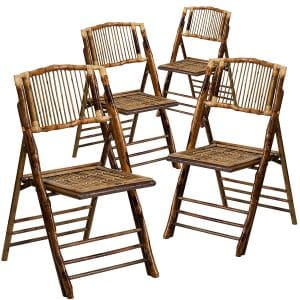Flash Furniture American Champion 4 Pk. Folding Chair