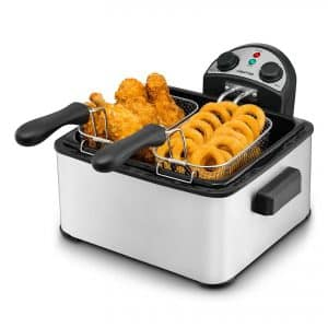 Gourmia Electric Deep Fryer