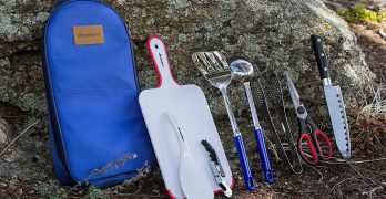 camping kitchen utensil sets