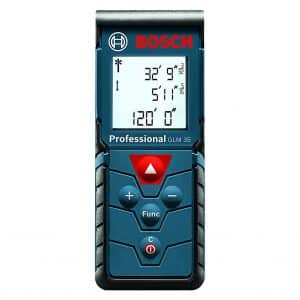 Bosch Compact Laser Measuring Tape