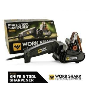 Work Sharp WSKTS-W Electric Knife Sharpener